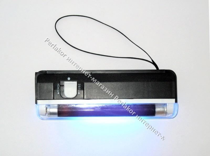 Детектор валют ультрафиолетовый карманный DL01