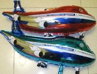 """Фольгированный шар """"Самолет"""", 86 см"""