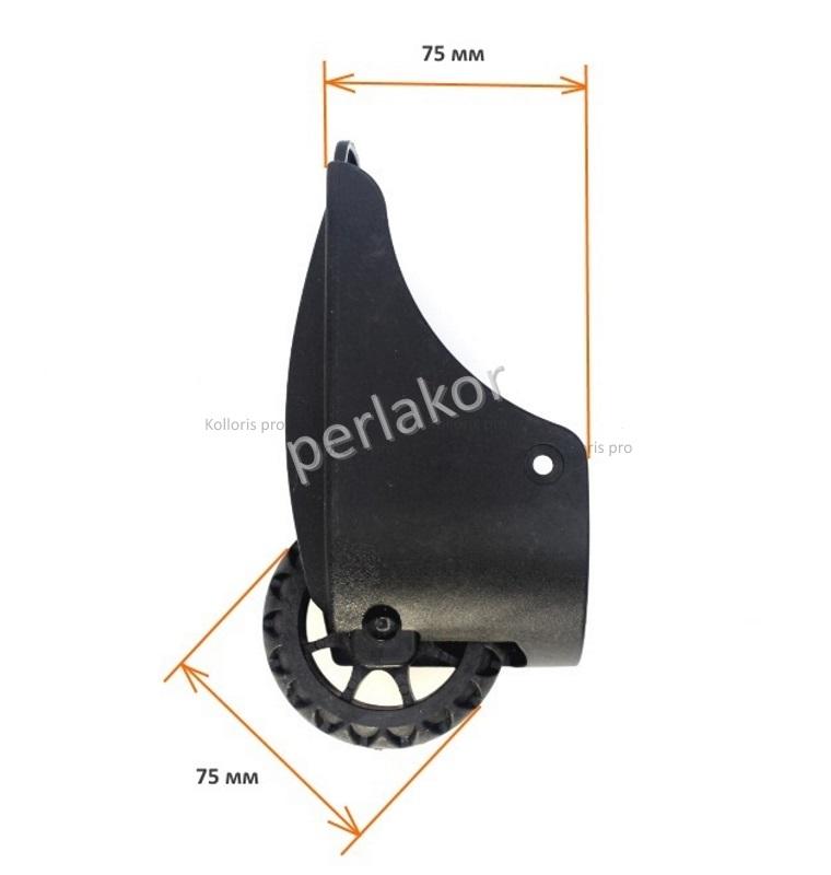 Колеса для ремонта чемодана №1(75 мм.)