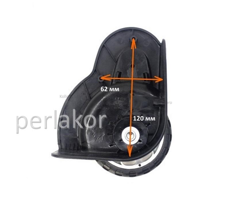 Колеса для ремонта чемодана №25 (87 мм)