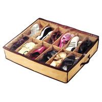 Органайзер для хранения обуви Shoes Under, (в собранном виде) – 60Х70Х14 см