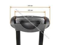 Система выдвижная чемодана внутренняя  №1 (50 см.)